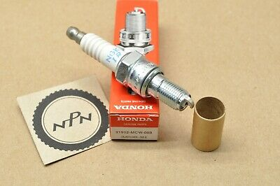 4 NEW NGK CR9EH-9 SPARK PLUGS HONDA VFR750F INTERCEPTOR VFR 750F 1990-1997 RC30