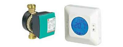 Kit Recirculation Control Unit with Circulator for Water Warm Health