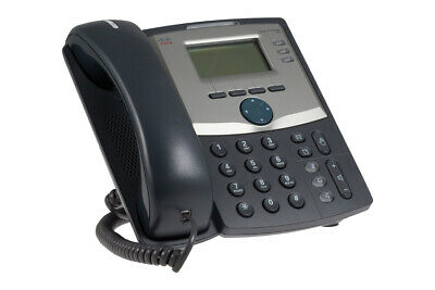 Cisco SPA303-G4 IP Phone with Display, PC port and Power Supply