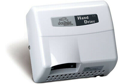 Allvent Velocity Hot Air Hand Dryer | BC1800W