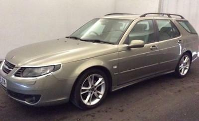 SAAB 9-5 1.9TiD VECTOR SPORT EST 2008 >PX TO CLEAR< ONE OWNER>LOOKS+DRIVES GREAT