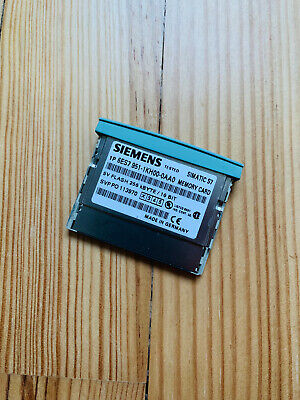 SIMATIC S7, MEMORY CARD S7-300, 5V Flash-EPROM, 256 KByte / 6ES7951-1KH00-0AA0