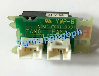 1pc A15L-0001-0091 Fanuc 31i-A system fan circuit board in good condition