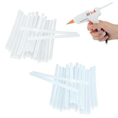 DIY Hot Melt Glue Gun With 20 Mini Clear Glue Sticks for Arts Craft Tools