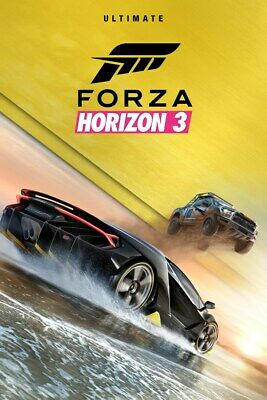 Forza Horizon 3 Ultimate Online Game Autoactivation (Region Free) Pc (Account)