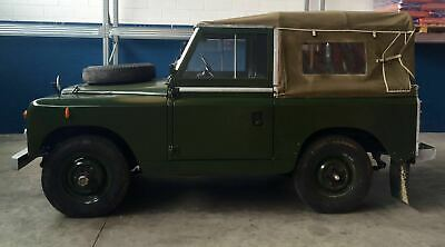 Land Rover Series 88