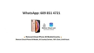 Icloud Removal Unlock IphoneXr/Xs/Xs Max Ipad - Iwatch All Models Sopported!!!