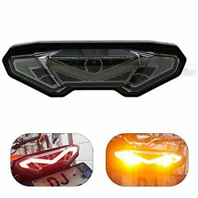 New Smoked Integrated Rear Tail Light Fits Yamaha Mt10 2015 2016 2017 2018 2019
