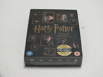 Brand New - Harry Potter Complete 8 Film Collection 16 - Disc Included