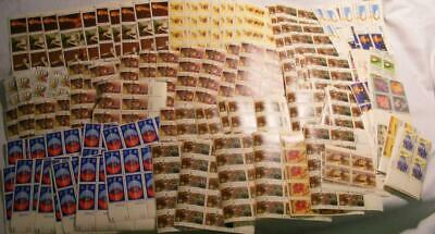 U.S. Postage Stamp Lot   Over $100 Face Value   New Useable Stamps    Group 10