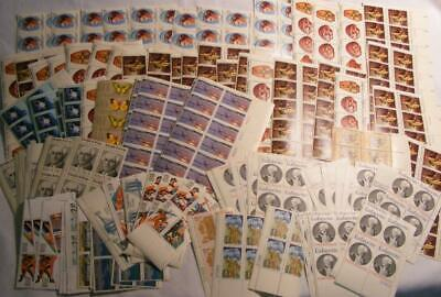 U.S. Postage Stamp Lot   Over $100 Face Value   New Useable Stamps    Group 8