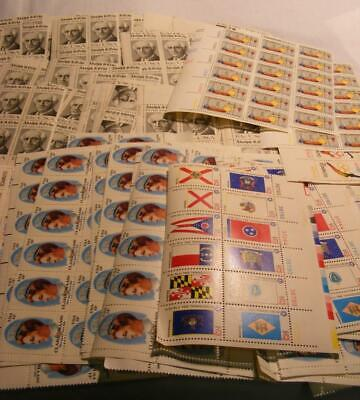 U.S. Postage Stamp Lot   Over $100 Face Value   New Useable Stamps    Group 5