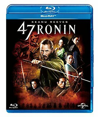 47RONIN [Blu-ray] Free Shipping with Tracking number New from Japan