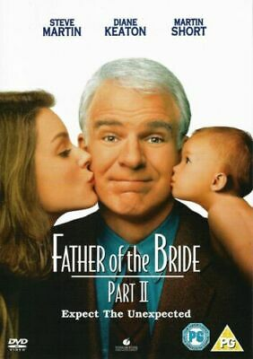 Father of the Bride Part II DVD (2001) Steve Martin