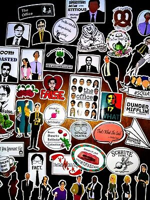 45, Sticker, Decals, The Office, TV Show, Comedy, Vinyl, That's What She Said