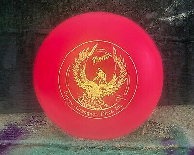 RARE FIRST RUN PHENIX DISC GOLF DRIVER 170 gm