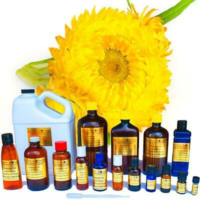 Helichrysum Essential Oil 1 oz to 64 oz - BEST SELLING - 100% Pure & Natural