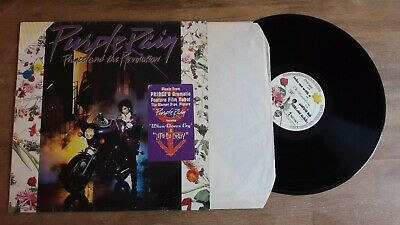 Prince And The Revolution ★★ Purple Rain ★★  ‎– Ex/Vg+