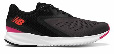 New Balance Women's FuelCore Vizo Pro Run Shoes Black with Red