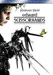Edward Scissorhands (DVD, 2005, 10th Anniversary Edition Full Frame)-JOHNNY DEPP