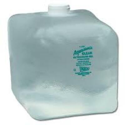 Aquasonic Clear Sonicpac Ultrasound Transmission Gel, 5L Cubitainer, BX/1, 03-50