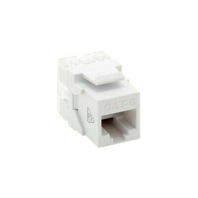 CAT6 Jack UTP Keystone to suit Patch Panels Networking Cabinets