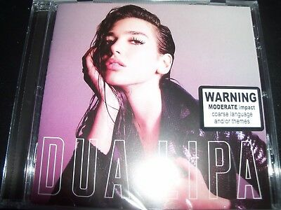 DUA LIPA (Deluxe Edition) (Australia) Bonus Tracks (Ft Be The One) CD – New