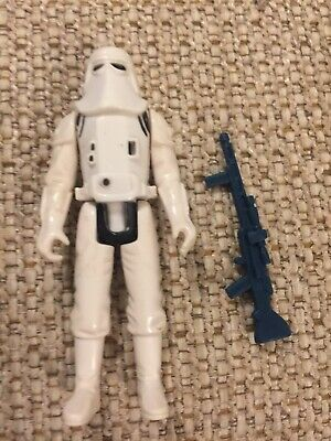 3 LOT Custom Rifle Weapons Hoth Snowtrooper,Stormtrooper Bounty Vintage Star War