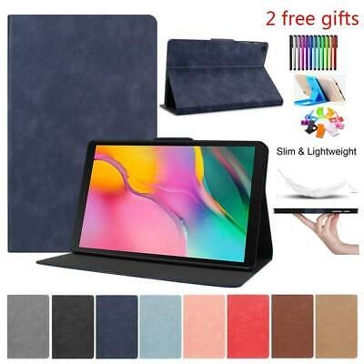 For Samsung Galaxy Tab A 10.1 2019 T510 T515 PU Leather Slim Case Cover Stand