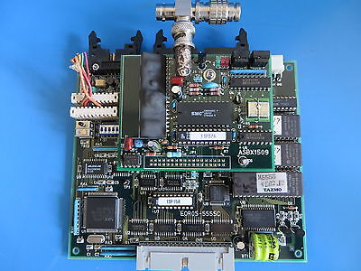 Tazmo EOR05-5555C CPU Board w/ ASBX1509 Daughter Card