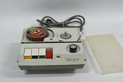 National RQ-303 Reel to Reel Tape Recorder