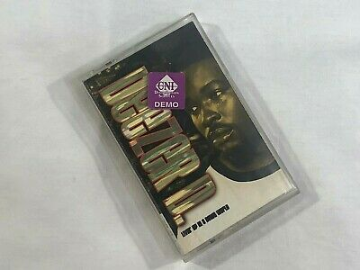 Deezer D Livin Up In A Down World Cassette Demo 1999 N*Soul Prazem Hip Hop
