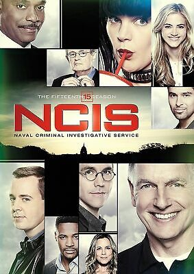 NCIS Season 15 Complete 15th Series DVD New & Sealed FREE POST