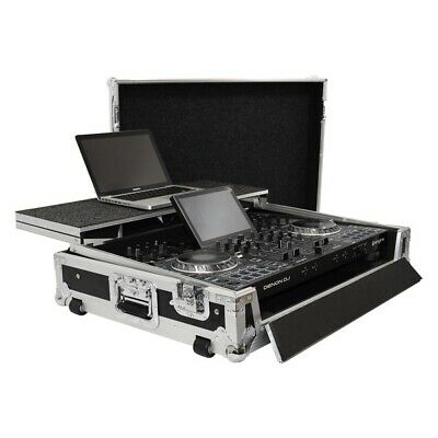 Total Impact TIP Denon DJ Prime 4 Controller Padded Transport Carry Flight Case