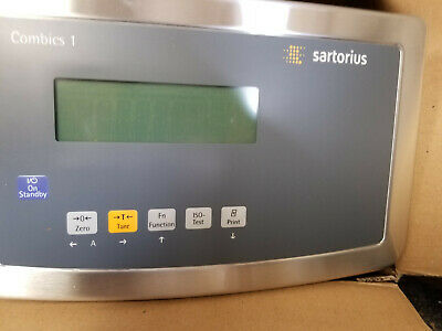 SARTORIUS COMBICS 1  cais1-u INDICATOR FOR SCALE