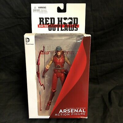Arsenal Red Hood And The Outlaws DC Comics New 52 Action Figure