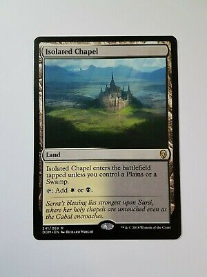 MTG Isolated Chapel MD1 Mint N//M FREE Delivery