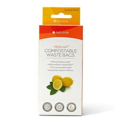 Full Circle Fresh Air Compostable Waste Bags 25 count 232060 OC