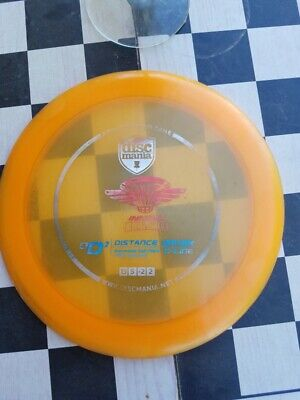 Super Rare Innova Air Force Discmania DD2 C Line 173g No Reserve