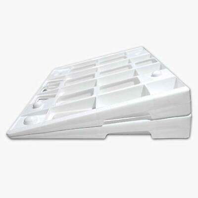 The Wellness Wedge. Two pack of plastic bed wedges.