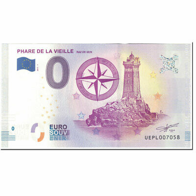 "[#604722] France, Euro, 2017, Undated (2017), ""Phare de la vieille"""