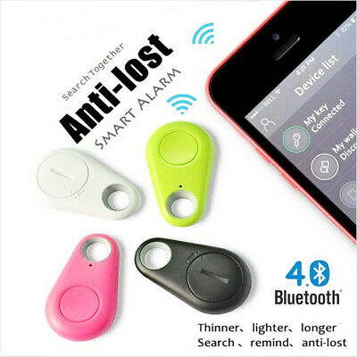 1*Smart Tag GPS Tracker Device Wireless Anti-Lost Alarm Key Finder Pets Locator.