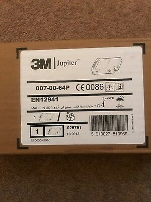 3M 8 Hour Battery For 3M Jupiter Air Respiratory System Black Ref 3M0070064P