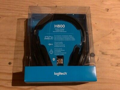 timeless design 16e65 c6117 LOGITECH WIRELESS HEADSET for iPad, iPhone and iPod Touch (981 ...