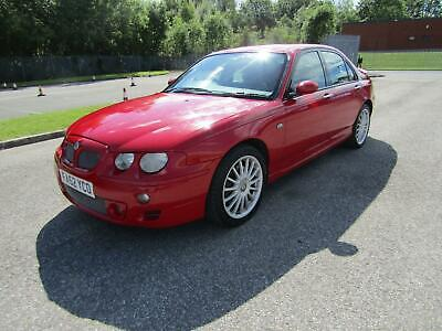 Mg/ Mgf Zt 2.5 190 +, 2002, Excellent Cond, Only 3 Owners & 58K Fsh, Full Mot