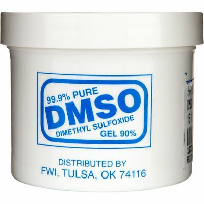 DMSO Gel - 4oz