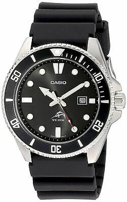 New Casio DIVERS Watch Men's 200M Sports Watch Analog Watch MDV106-1A