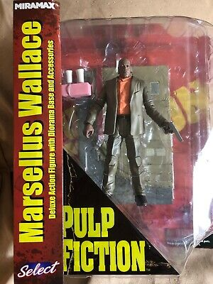 Pulp Fiction FEB178396 Select Marsellus Action Figure
