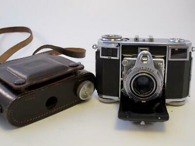 Zeiss Ikon Contessa 533/24 with Case