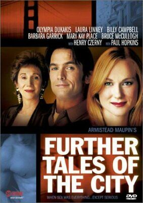 Further tales of the city - DVD